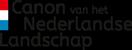 Canon van het Nederlandse Landschap Logo